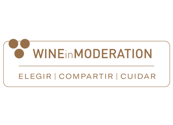 Logo Wine moderation